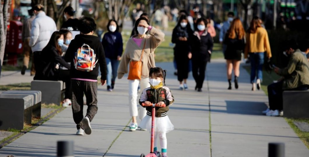 South Korea Outlines Two-year Virus Plan, After Pandemic Comes Under Control