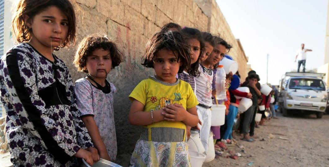 """The world is """"on the brink of a hunger pandemic,"""" warns UN Body"""
