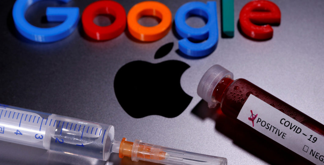 Apple-Google will not allow GPS data tracking in COVID-19 Apps