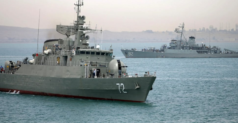 19 sailors killed after Iran warship hit in naval exercise in Gulf Water