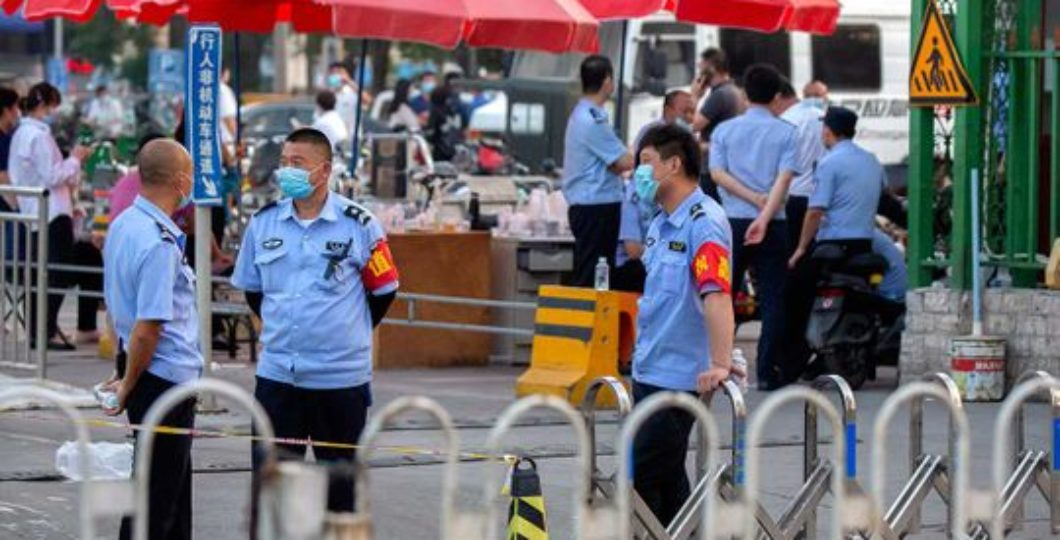 """Chinese official Warns  coronavirus situation in Beijing is """"extremely severe"""""""