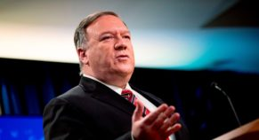 Mike Pompeo accuses China of making fake promise on transparency in virus spread