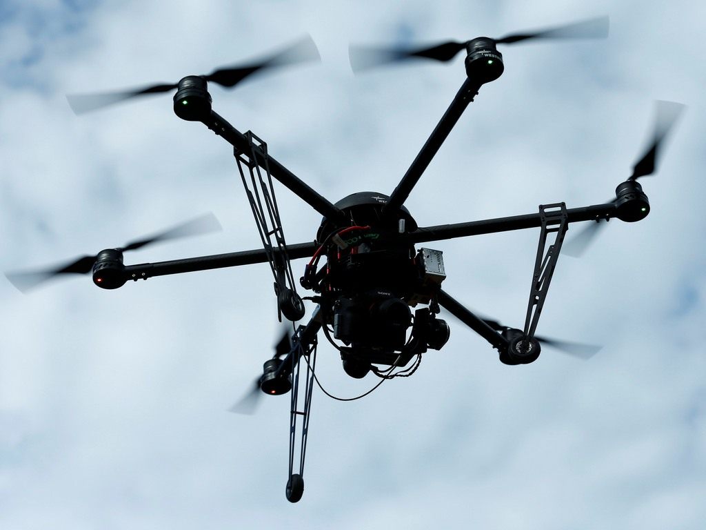 """Indian Army gets first indigenously produced """"Bharat"""" Drone from DRDO"""