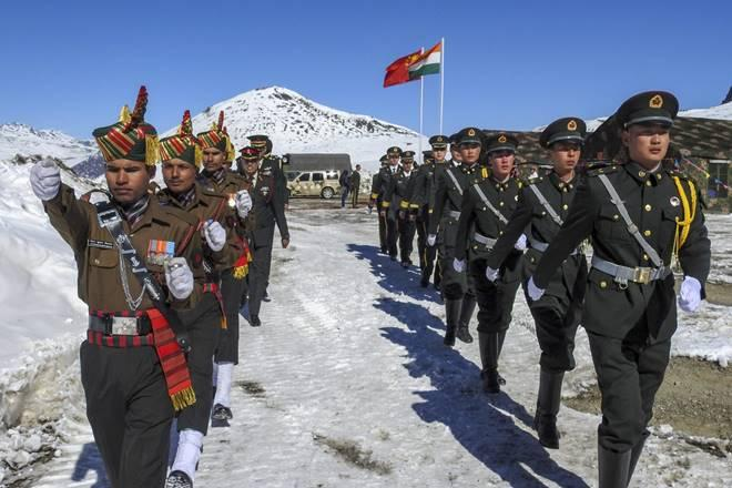 Top Indo-China Military commander meet to be held in Chusul tomorrow
