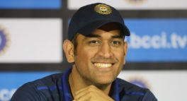 After dominating the international cricket for a decade, Dhoni announced his retirement on Independence day
