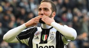 Higuaín leaves Juventus on mutual agreement