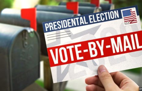Washington to conduct mail-in voting for the upcoming November election.