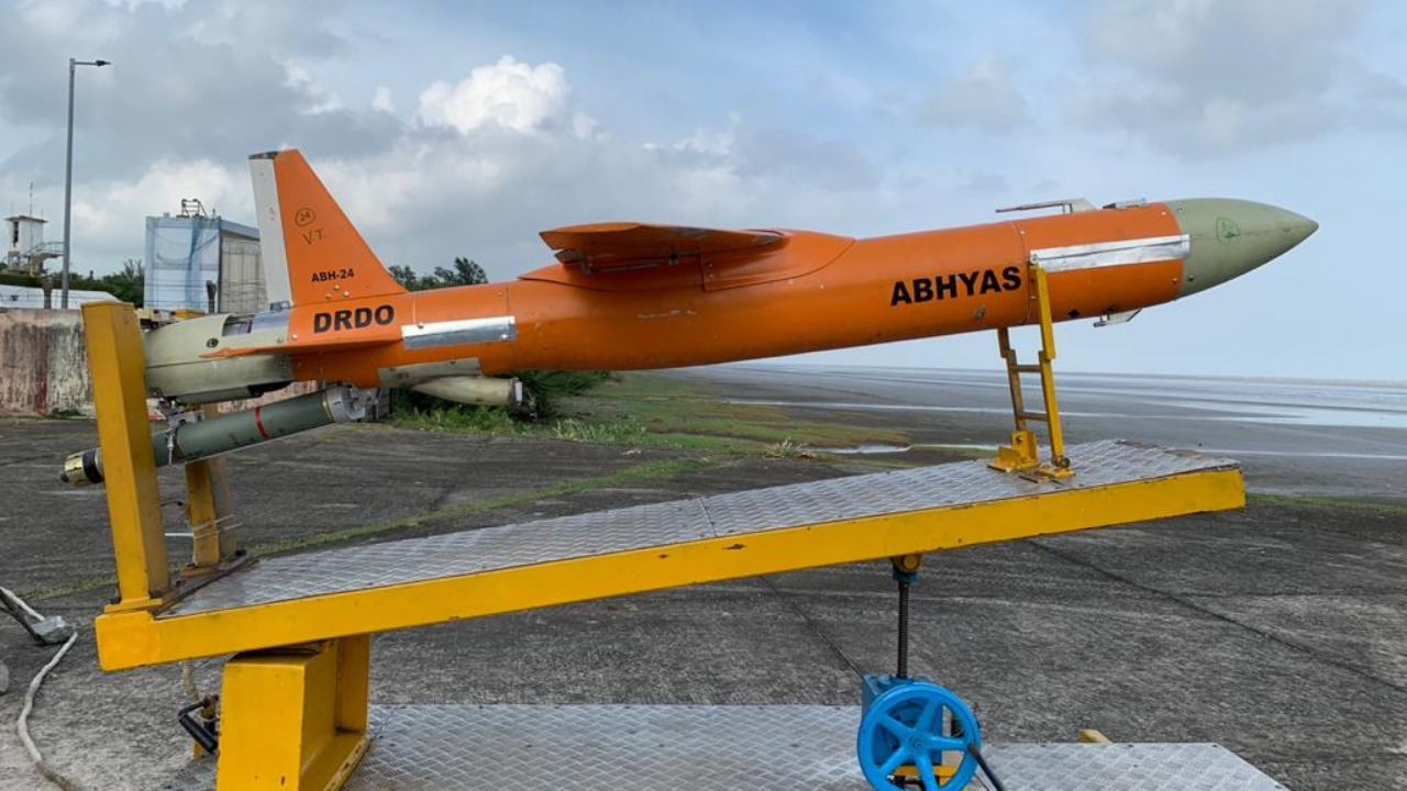 ABHYS drone test fire successfully to help Indian armed foces