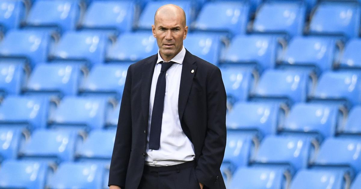 Zidane has two games to save his job at Real Madrid