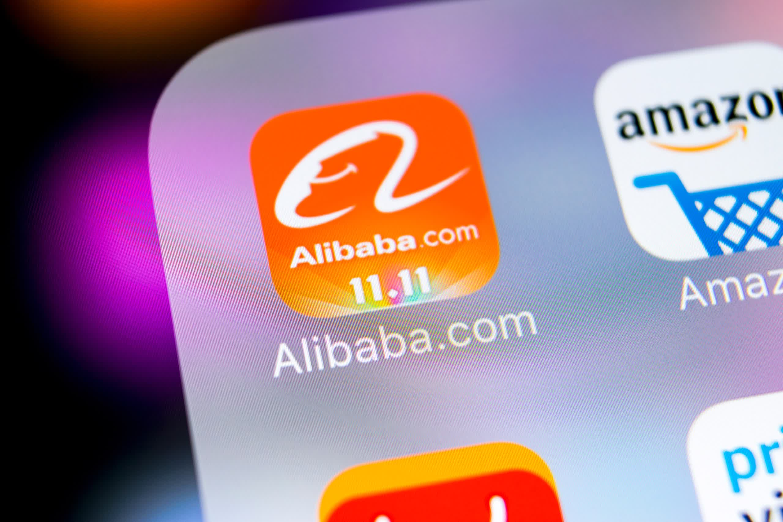 India banned Chinese Retail app Alibaba including 42 others