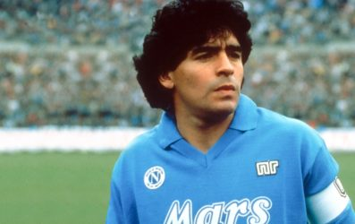 Argentinian Legend Maradona passes away