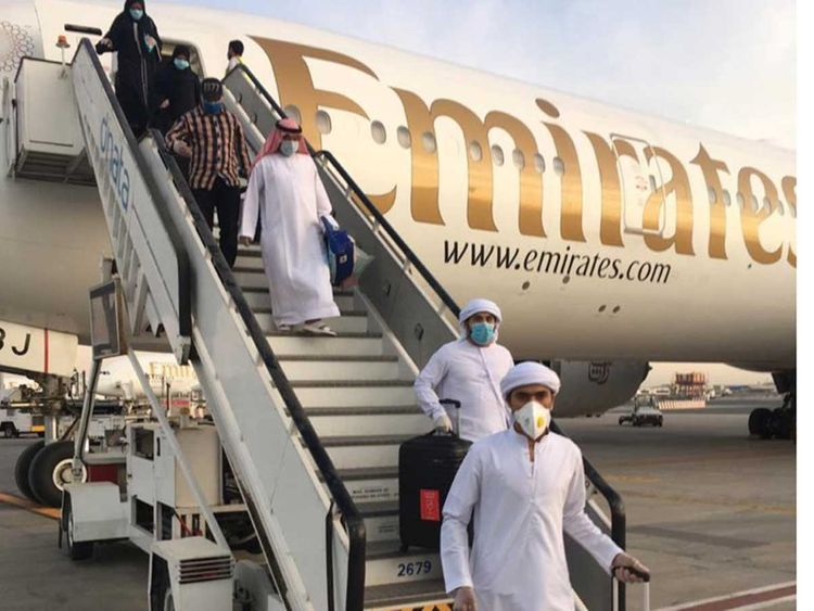 Visas of Pakistan and 11 other countries are suspended by UAE