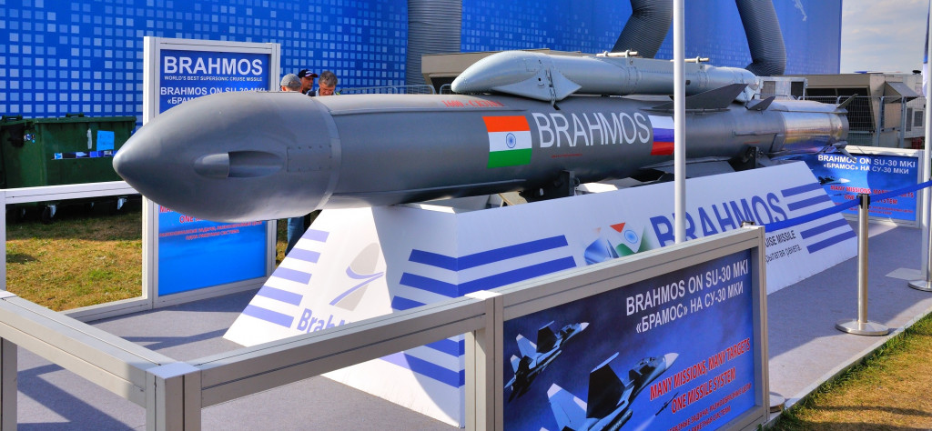 India to live test BrahMos missile this week