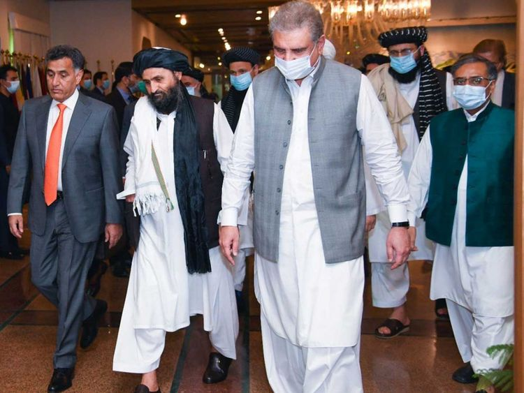 Taliban team in Pak to discuss peace in Afghanistan