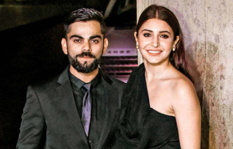 Virat and Anushka blessed with a baby girl.